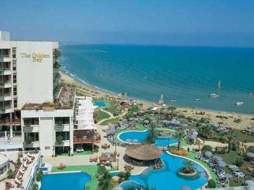 Falsegolden bay beach hotel кипр ларнака