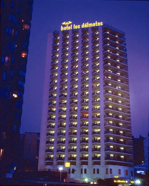 Отель далматас в бенидорме цены