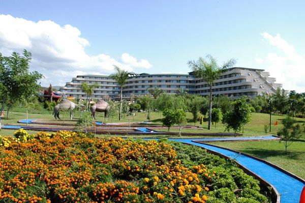 Фото отеля Pemar Beach Resort