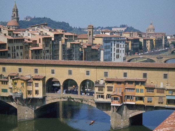 Флоренция это город-музей.  Город знаменит на весь мир благодаря огромному количеству культурных...